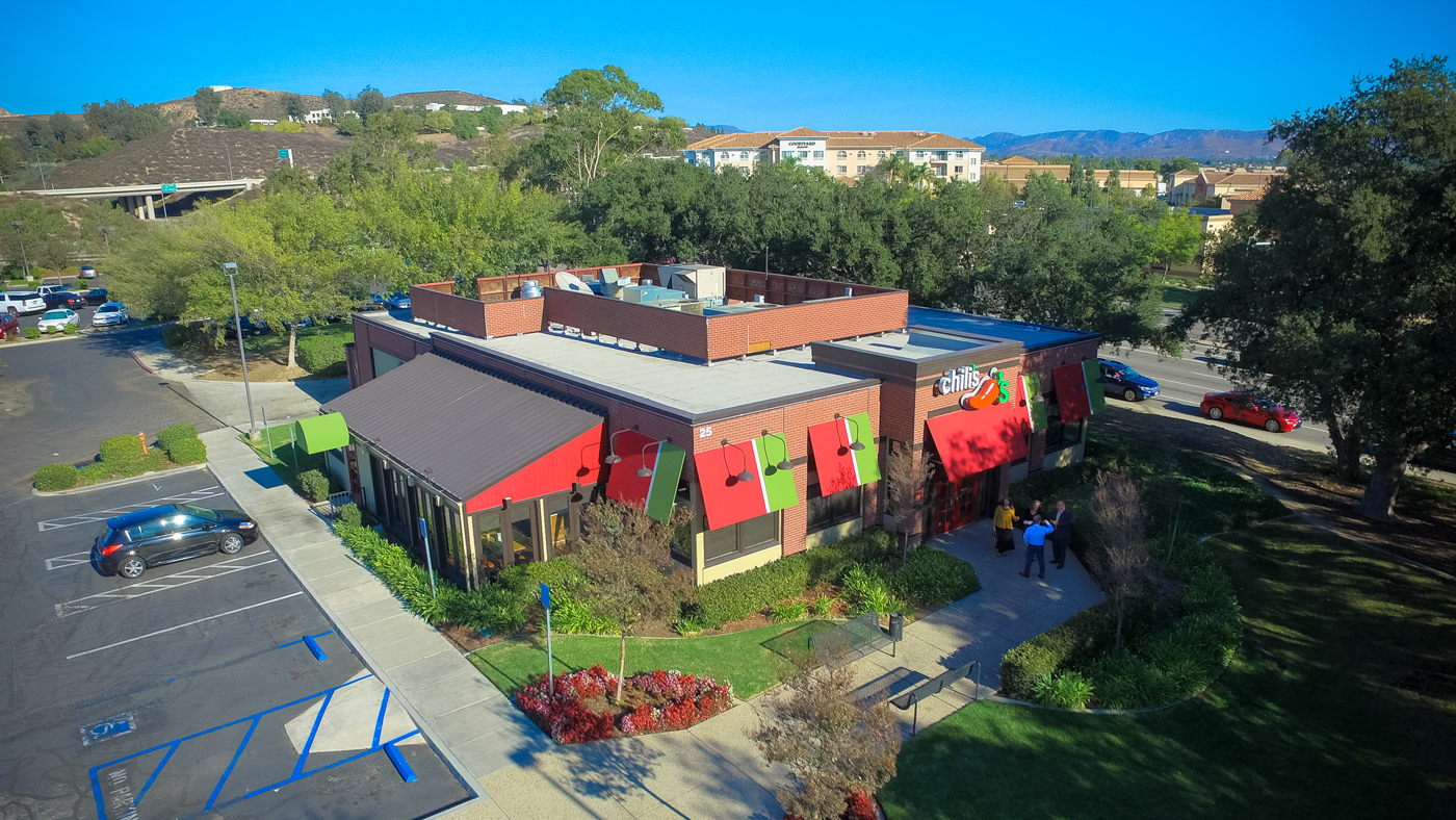 aerial photograpy chilis simi valley