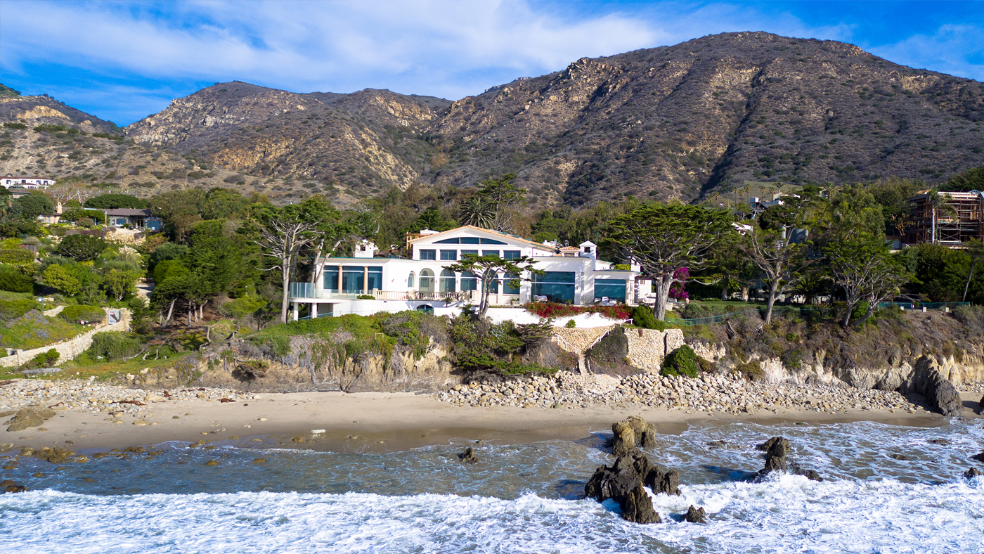 malibu real estate photography
