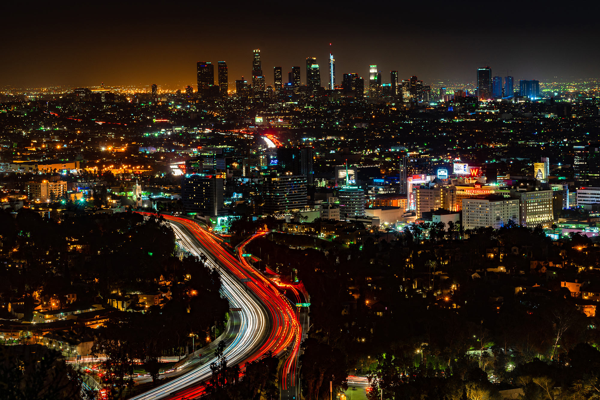 los-angeles-city-skyline